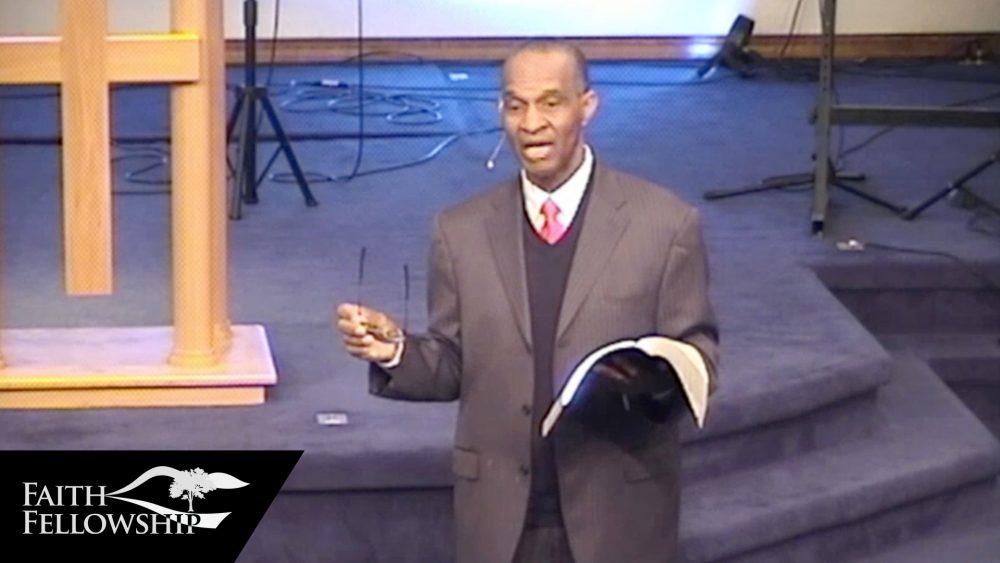 Aligning the faith life // Pastor George Frey Image